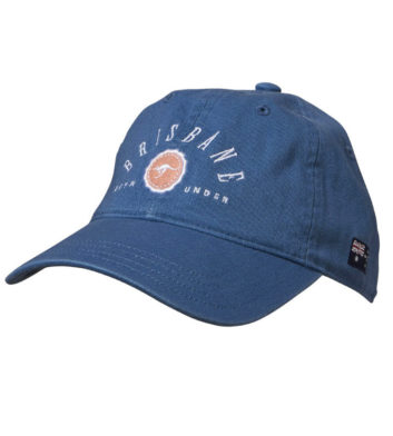 Brisbane Downunder Cap Blue