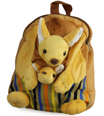 Kangaroo & Joey Backpack
