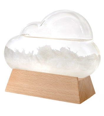 Cloud Shape Weather Station