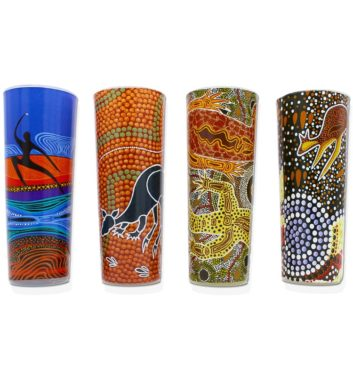 Aboriginal Shot Glasses