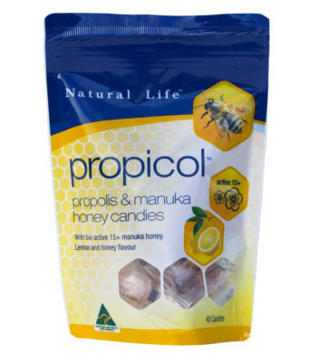 Propolis Candy - Lemon & Honey