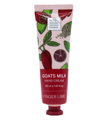 Finger Lime Goat Milk Hand Cream