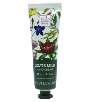 Wildflowers Goat Milk Hand Cream